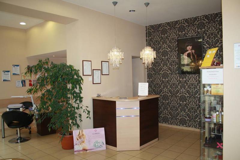 prestige gabinet kosmetyczny salon fryzjerski kalisz